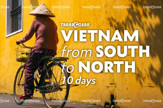 Vietnam from the South to North 10 days