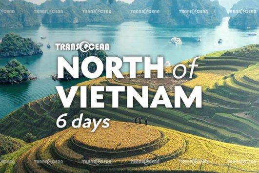 North of Vietnam 6 days Halong & Sapa