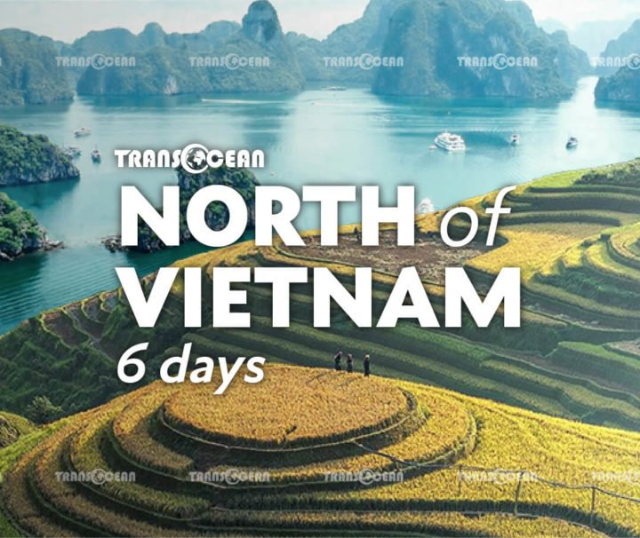 North of Vietnam 6 days Halong & Sapa