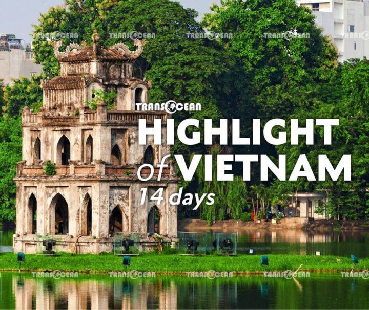 14 DAYS - HIGHLIGHTS OF VIETNAM