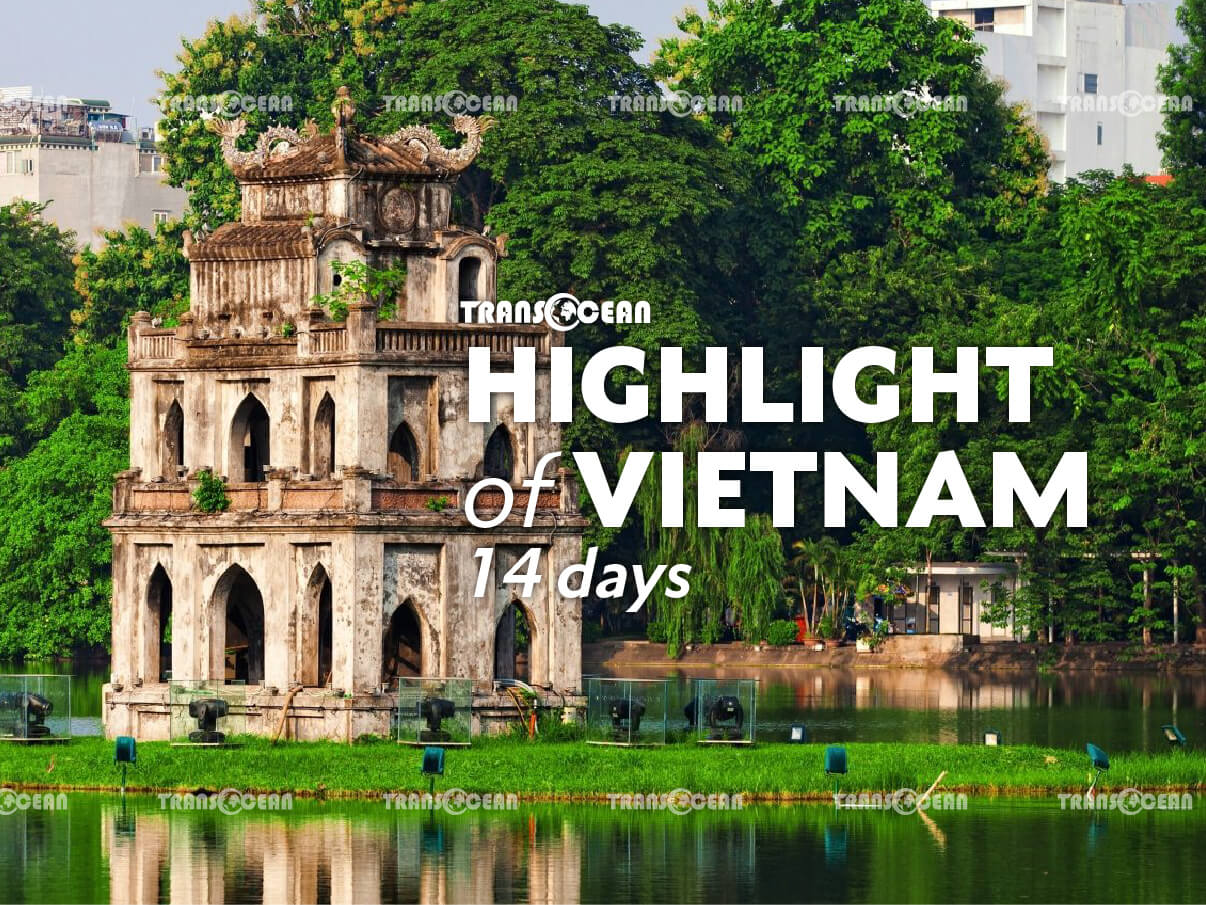 14 DAYS - HIGHLIGHTS OF VIETNAM