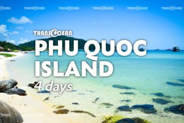 PHU QUOC ISLAND 4 Days 3 Nights