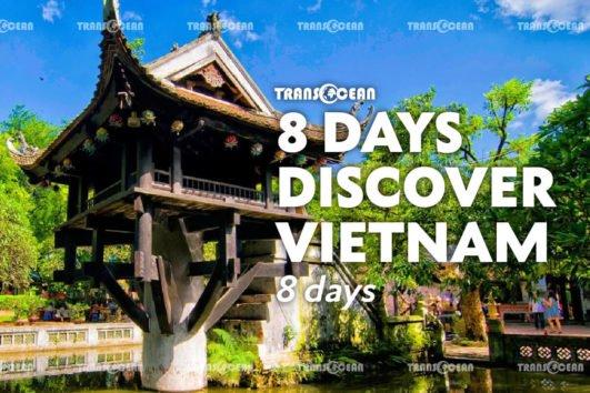 8 DAYS DISCOVER VIETNAM
