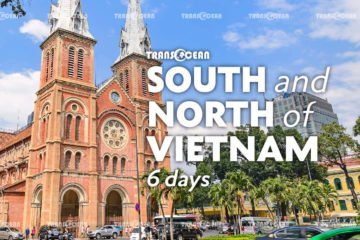 SOUTH & NORTH OF VIETNAM 6 Days 5 Nights