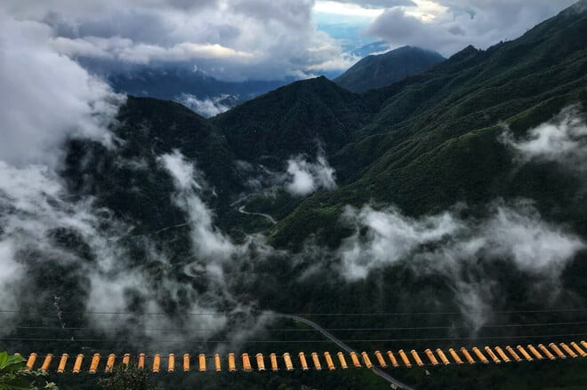 Exploring the daredevil inside you with an entertainment in Sapa